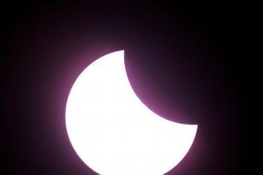 2011 m. užtems ir Saulė, ir Mėnulis