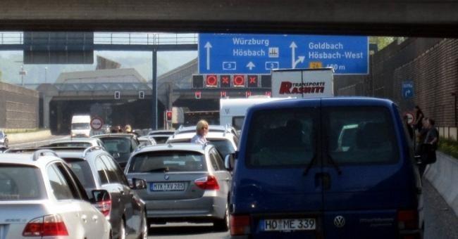 """Avarija Vokietijos greitkelyje sujaukė """"Žalgirio"""" planus"""