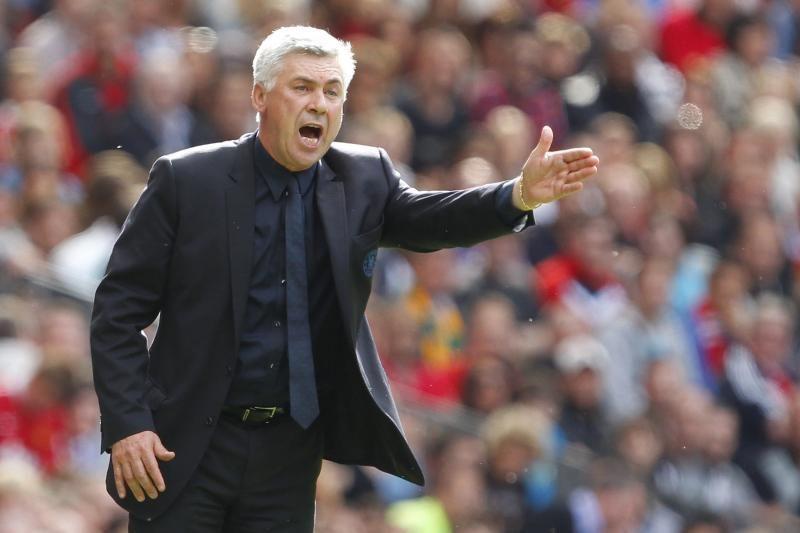 """Chelsea"" atleido trenerį Ancelotti"