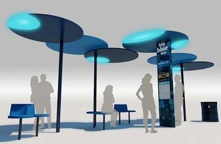 Sankt Peterburge įrengs išmaniąsias autobusų stoteles
