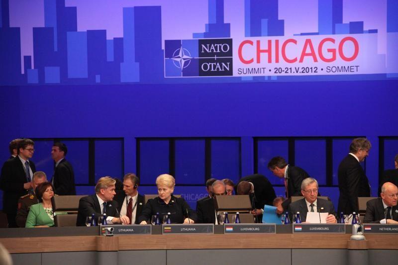 Prezidentė NATO partnerius įspėjo dėl Karaliaučiaus militarizavimo