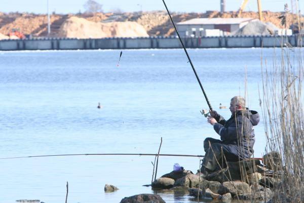 Žvejoti norima ir Malkų įlankoje