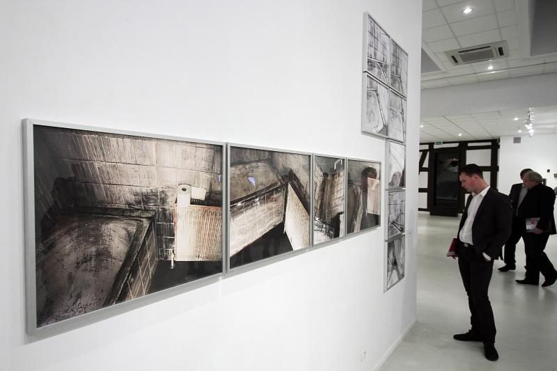 Jaunas Europos menas užtvindė Klaipėdos parodų rūmus