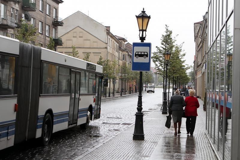 Per burlaivių regatą – naktiniai autobusų reisai