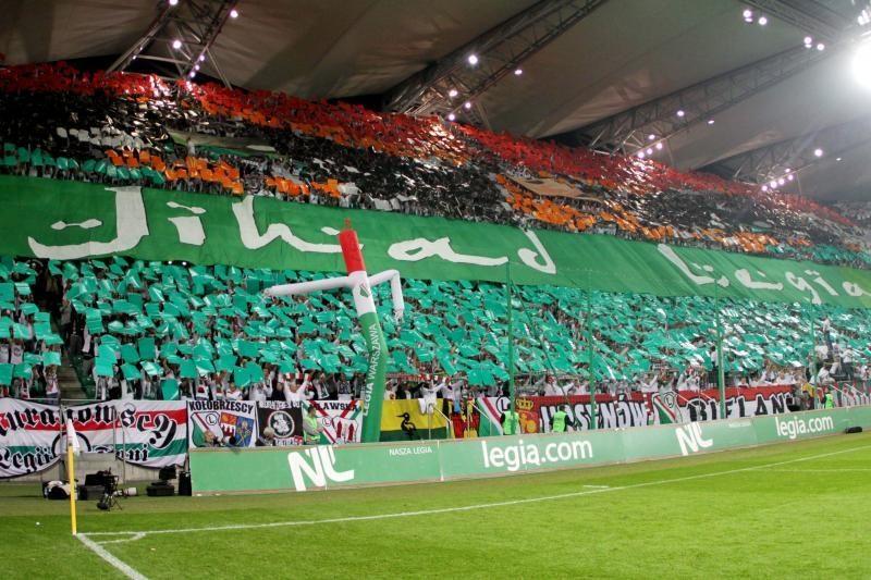 Antisemitinį išpuolį Lenkijos stadione svarstys UEFA