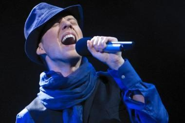 "Sasha Son(g): dėl problemų ""Eurovizijoje"" kalta politika"