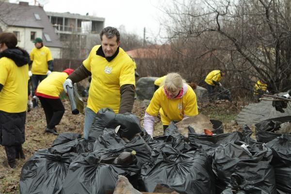 Darom 2011: Klaipėdoje plušo tūkstančiai žmonių