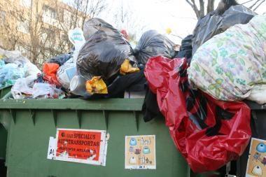Teismas: šiukšlių rinkliava Klaipėdoje renkama teisėtai (papildyta)