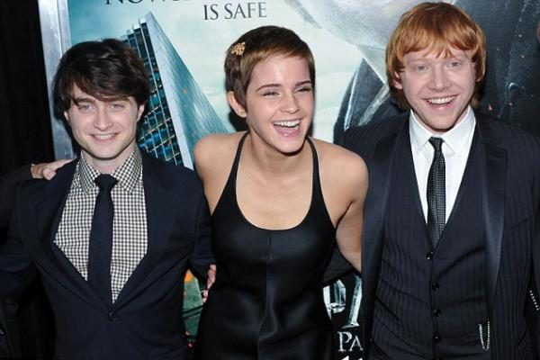 Haris Poteris sudomino ir S.J.Parker