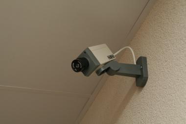 Šiauliuose daugiabučių kiemus saugos kameros