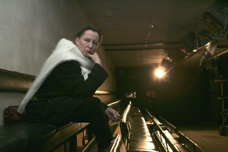 E.Mikulionytė: aktorių gyvenimas – lyg kabaretas