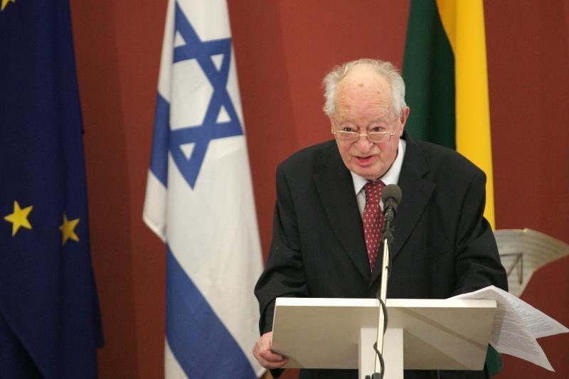 S.Alperavičius: kompensacijos žydus turėtų pasiekti šįmet