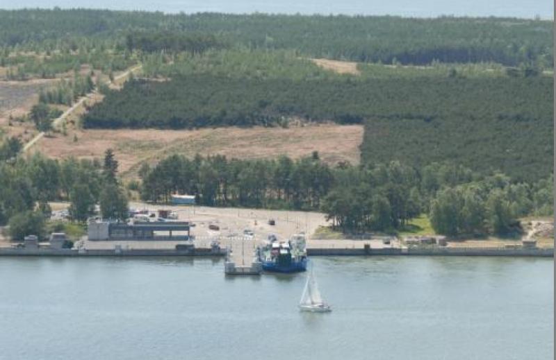Klaipėda, Neringai perdavusi 30 hektarų vandenų, nenukentės