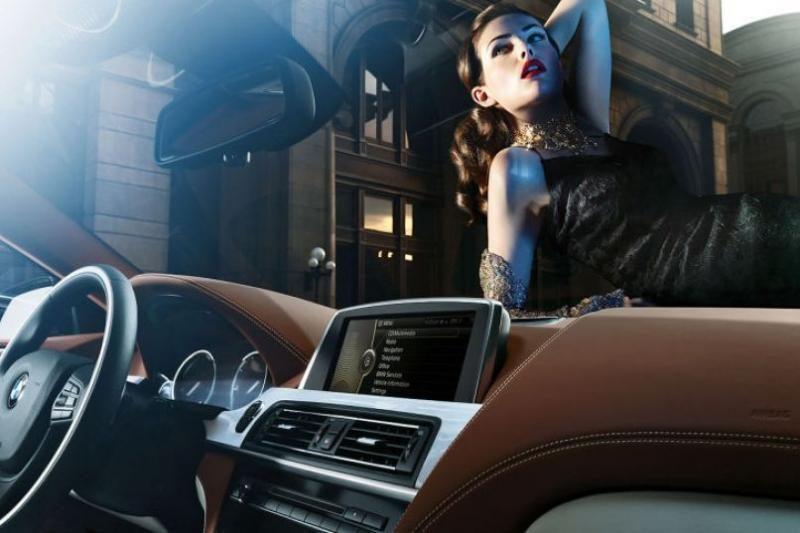 """6-osios serijos """"Gran Coupé Burlesque"""": BMW vairuojančios stileivos"""