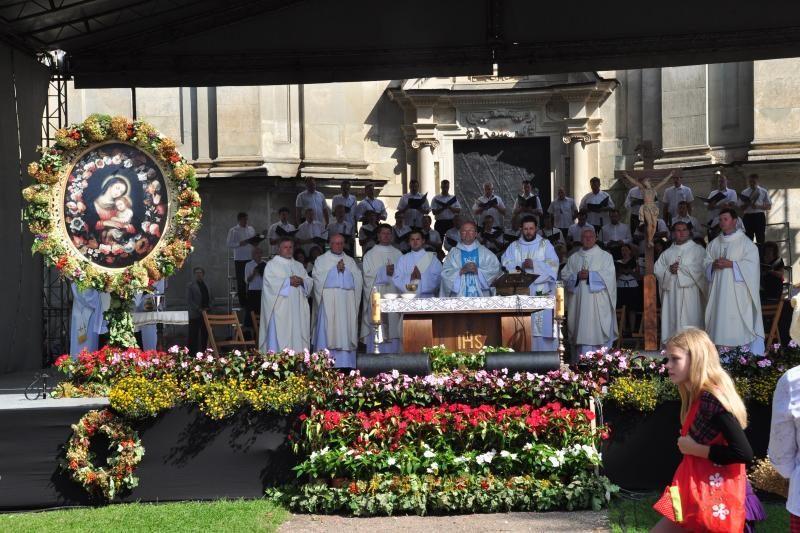 Žolinė – ne tik religinė šventė