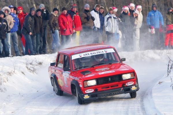"""Paaiškėjo, kokiu maršrutu nusidriekė """"Halls Winter Rally 2012"""""""