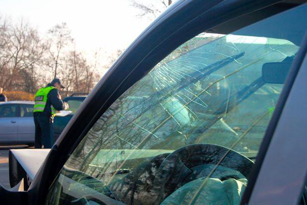 Vaiduoklį išvydęs vyriškis sukėlė avariją