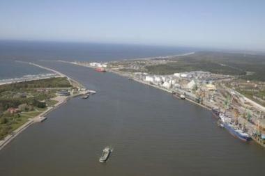 Klaipėdos uosto krova padidėjo 22 proc.