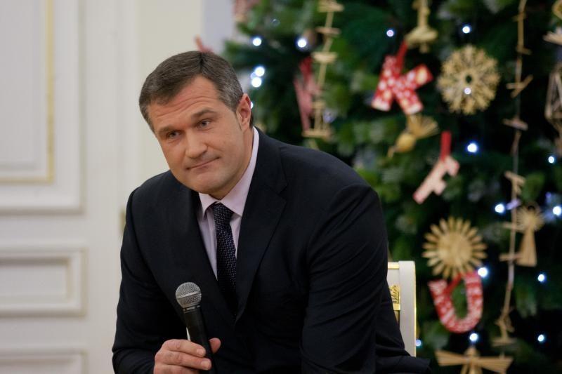 Kalėdos Vilniuje pirmiausiai pradėtos švęsti prezidentūroje