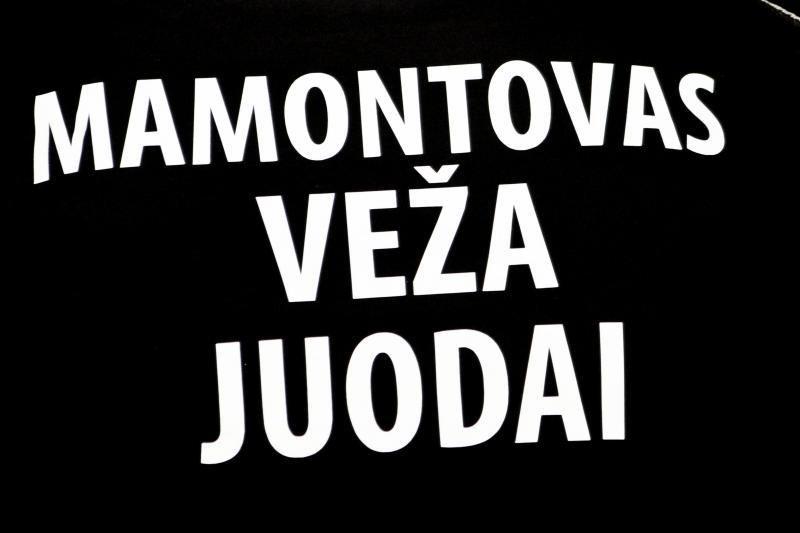 """R.Ščiogolevaitė """"skėlė antausį"""" A.Mamontovui"""