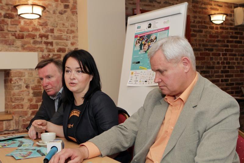 Iki Klaipėdos pilies džiazo festivalio beliko 10 dienų (programa)