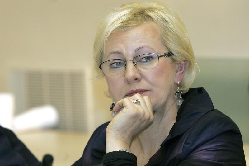 Vyriausybės atstovė Kauno apskrityje traukiasi iš pareigų