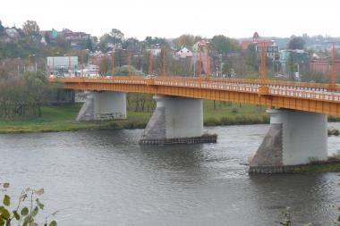 Amžina Kauno bėda - griūvantys tiltai?