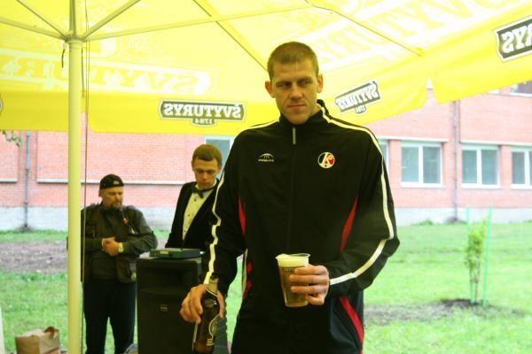 """""""Lietuvos ryto"""" pergales primins ąžuolų parkas"""