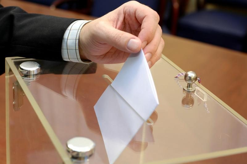 Norintys balsuoti užsienyje turi pateikti ambasadoms rinkėjų anketas