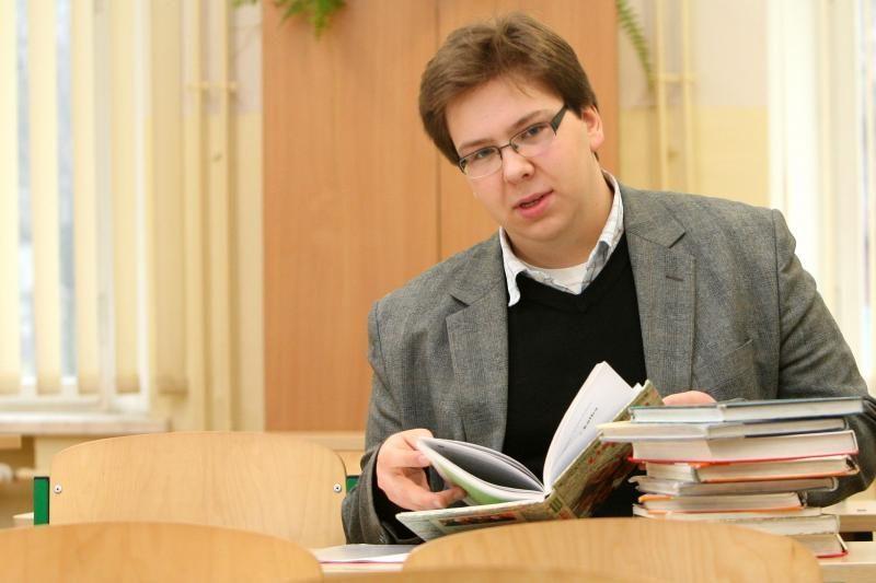 TV projektą laimėjo enciklopedijas skaitantis moksleivis iš Kauno