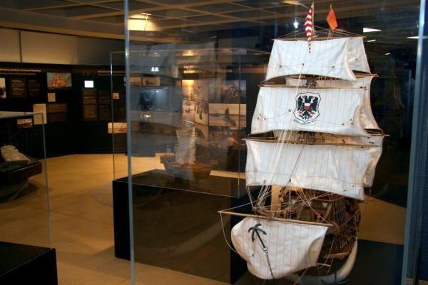 Jūrų muziejaus sezono atidarymui –paroda apie Baltiją