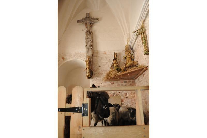 Asiliukas bažnyčioje jaučiasi lyg sanatorijoje