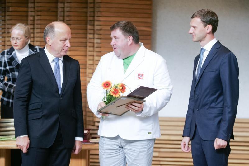 A.Kubilius padėkojo olimpiečiams už neišgalvotą patriotizmą