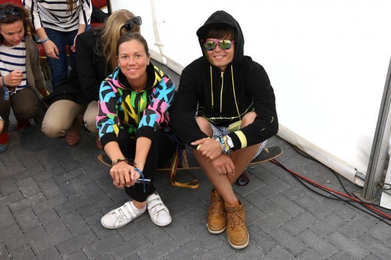 Jaunimo festivalyje – nuo skrydžio į Marsą iki sporto virtuvės