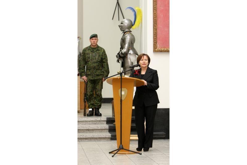 Paroda atskleidžia Kauno pilies gynybos užkulisius