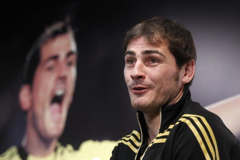 "I.Casillasas: ""El Clasico"" prarado dalį žavesio"