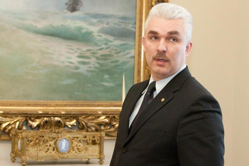 Žimantas Pacevičius: STT veiklai kliudo darbuotojų kaita
