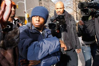 Reperis Lilas Wayne'as išėjo iš kalėjimo