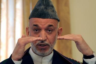 Afganistano prezidentas Karzai patvirtino vykstančias derybas su Talibanu
