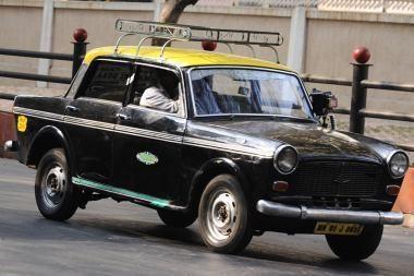 Sukilo prieš ketinimus pakeisti taksi spalvą