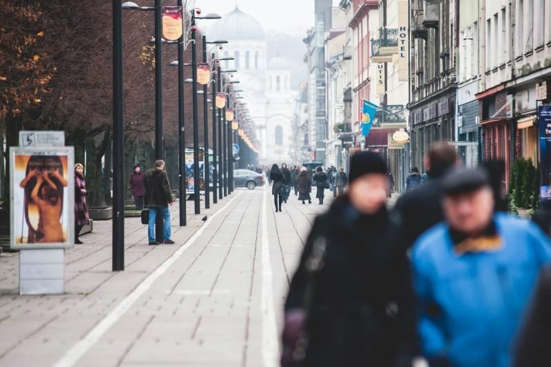 Kaunas Kalėdoms puošis senomis grožybėmis