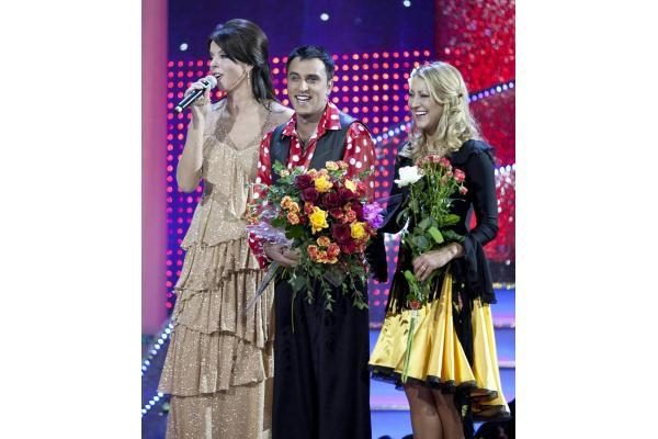 Su LNK šokių projektu atsisveikino I.Penkauskienė