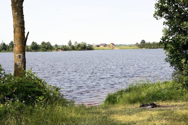 Vievio ežero vandens kokybė nesiekia normos