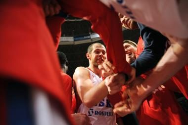 R.Šiškausko klubas apgynė Rusijos čempiono titulą