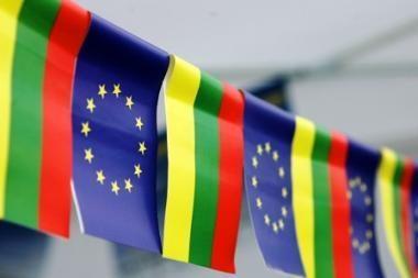 Klaipėdoje bus švenčiama Europos diena