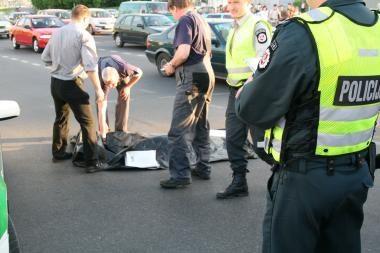 Per savaitę šalies keliuose žuvo šeši žmonės