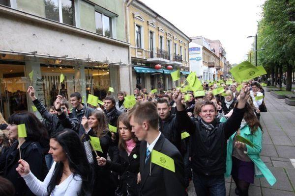 Kauno kolegija skaičiuoja dešimtmetį