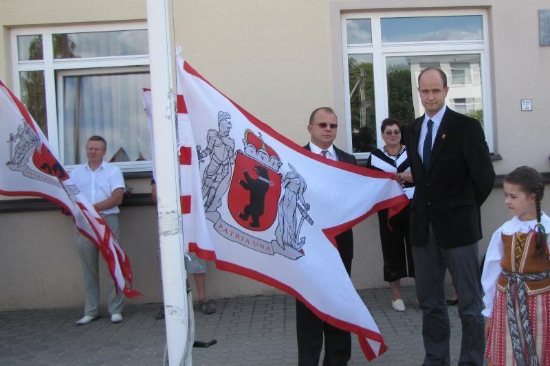 Klaipėdos rajonas pusantros paros lieka be valdžios
