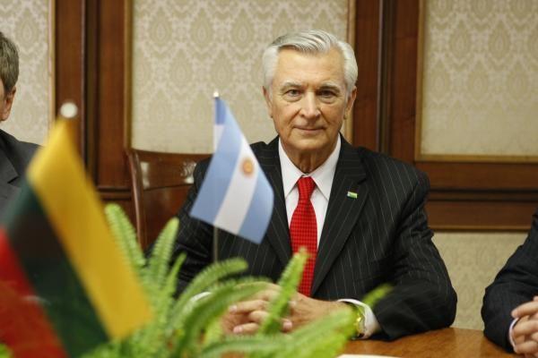 Argentiniečiai bendradarbiaus su Klaipėda