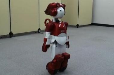 Japonija ketina į kosmosą siųsti humanoidą